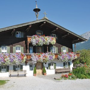 Bergdoktor-Haus in Ellmau am Wilden Kaier