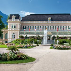 Kongress- und Theaterhaus in Bad Ischl